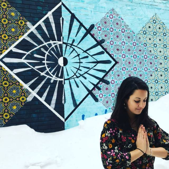 MIndfulness Article Meditative Stance Photo